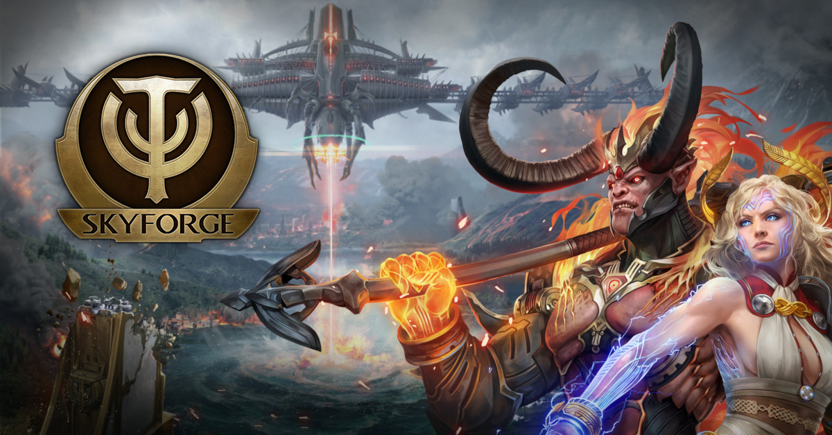skyforge on ps4